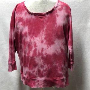 🌸 Style & Co. Crop Sweatshirt